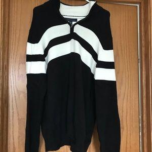 Men's pull over sweater